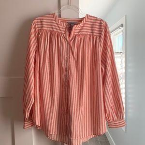 HM Striped Blouse